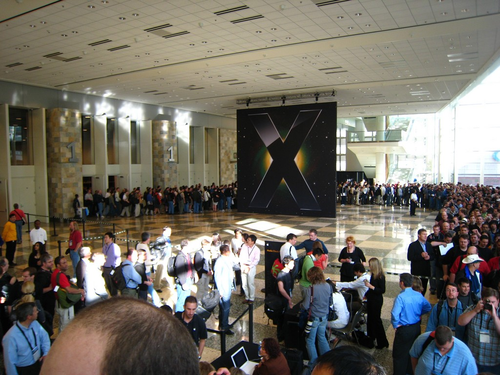 Inside Moscone. Keynote day.-4.jpg