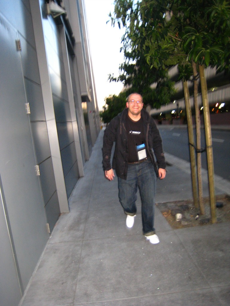 On the way to the his Steveness Keynote.jpg