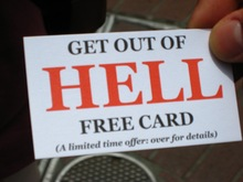 Get out of HELL (Free Card)