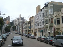 San Francisco Electrical Wires
