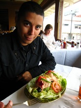 Daniel's crab sallad at Fishermen's Grotto.jpg