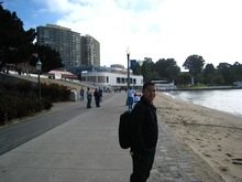 Daniel on his way to Fort Mason.jpg