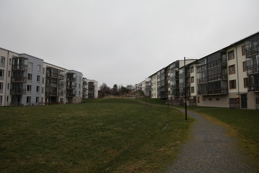 Apartments in Amhult