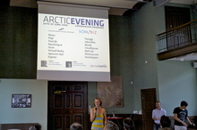 Arctic Evening Speakers