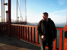 Magnus, Golden Gate Bridge