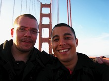 Magnus & Daniel, Golden Gate Bridge