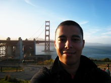 Daniel, Golden Gate Bridge