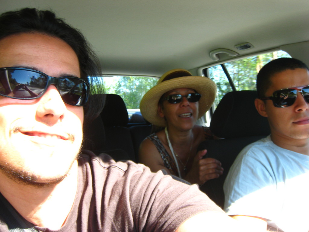 On the road  3