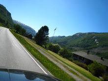 On the road  16