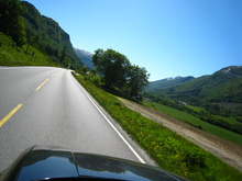 On the road  17