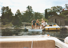 Ready for Water skiing - GBay1985.jpg