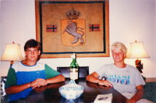 Carsten and Jakob - Helen and Bill's in Toronto 1985.jpg