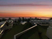 Cotoreal Resorts Prestige picture with a stunning sunset.jpg