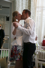 Wedding in Stockholm 2010.05