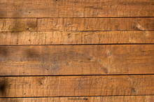 wooden boards wall