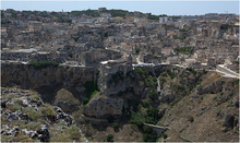 Matera Sassi from Belvedere II