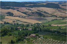 View from Montepulciano I