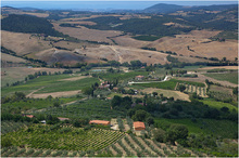 View from Montepulciano II
