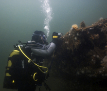 Wreck imagery