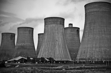 Cooling Towers at Ratcliffe on Soar Power Station