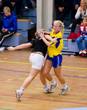 Håndball Damer: Alta IF vs. TSI Tromsø