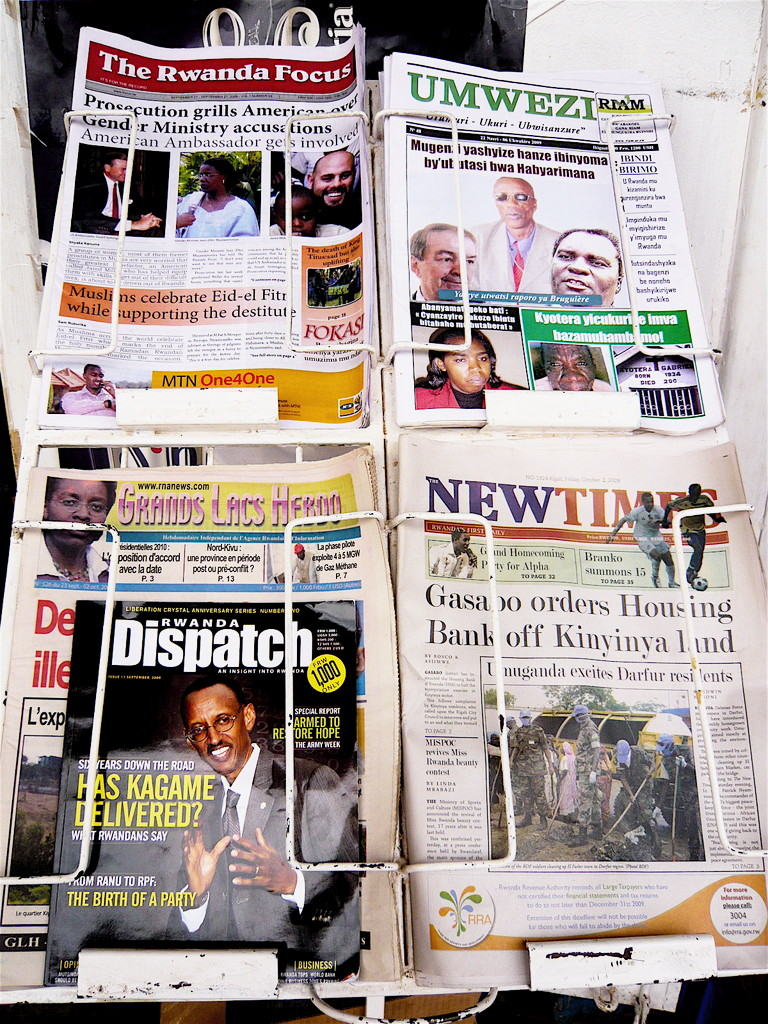 Rwandan press