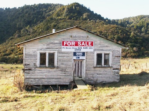 Yup...definitely on the market...( PHOTO / realestate.co.nz/1313793 )