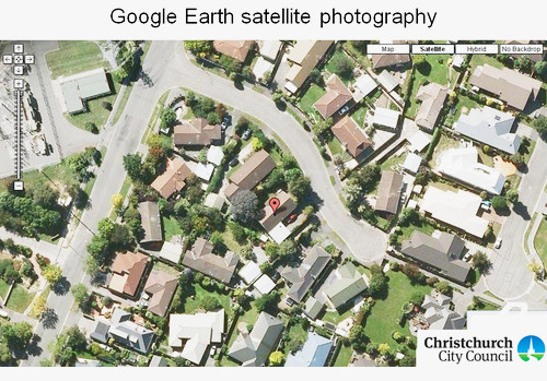 Standard Google Earth Photo (...click to enlarge)