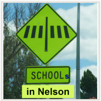 Schools in Nelson