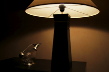 Deco Lamp (warm tone)