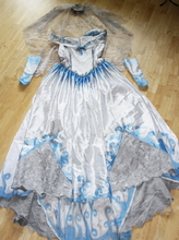 Corpse Bride gown