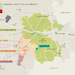 DOC-areas in Piedmont for Barbera, Dolcetto and Nebbiolo