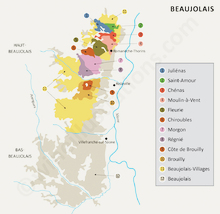 Beaujolais and the 10 Crus
