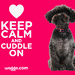 Keep Calm and Cuddle On : 1024x768 Desktop