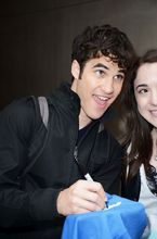 Darren Criss and the Warblers of 'Glee' appear on the 'Today Show', NYC