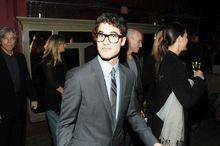 Calvin Klein Collection and The Peggy Siegal Company Celebrate DARREN CRISS and His Broadway Debut