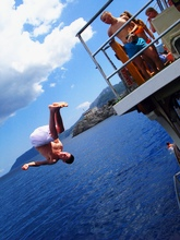Dive into the Mediterranean...