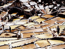 Peruvian Salt Pools