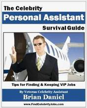Celebrity Assistant Book
