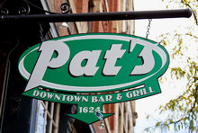 Pat's Philly Steaks, Subs & Bar