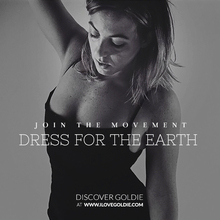 Dress for the earth Ilovegoldie.jpg