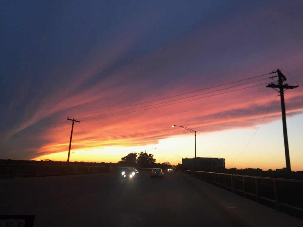 Sunset in FW by Mack Prioleau.JPG