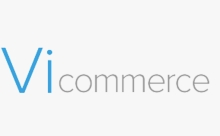 Vi Commerce Logo
