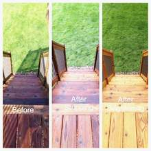 Deck Staining IA
