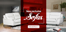 Buy Leather Sofa Sets Online | Save Upto 75% + FREE DELIVERY | FURNITURE DIRECT UK