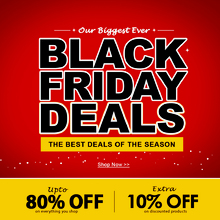 Black Friday Furniture Sale 2018 Up to 80% + Extra 10% Off