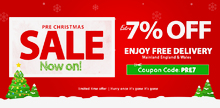 Pre Christmas Furniture Sale 2018 Up to 80% + Extra 7% Off
