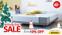 Happy Holidays!! Boxing Day Deals Up to 80% Off on Living & Bedroom Furniture