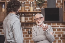 WHAT TO DO IF YOUR AGING PARENT IS STUBBORNLY REFUSING HOME CARE