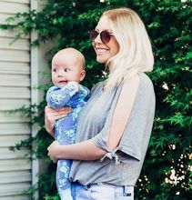 @strattansgonewild shared her settled baby news using Qiara
